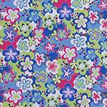Designer pattern 70s Flowers