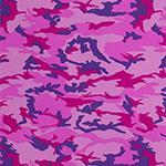 Designer pattern Camo - Pink