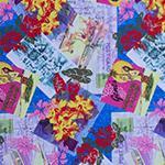 Designer pattern Hawaii Postcard