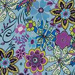 Designer pattern Mantis - Blue