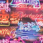 Designer pattern Neon Signs