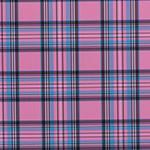 Designer pattern Plaid - Pink